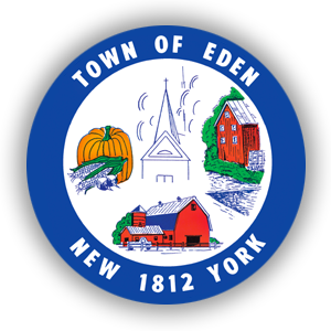 Seal_Town of Eden NY