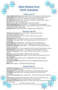 Eden Winter Fest 2020 schedule of events_page-0001