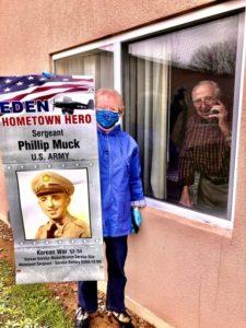 Mr. Muck - hometown hero